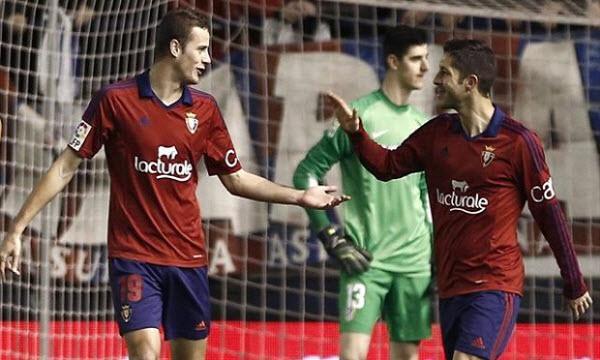 Bóng đá - Levante - Osasuna, vòng 26 La Liga