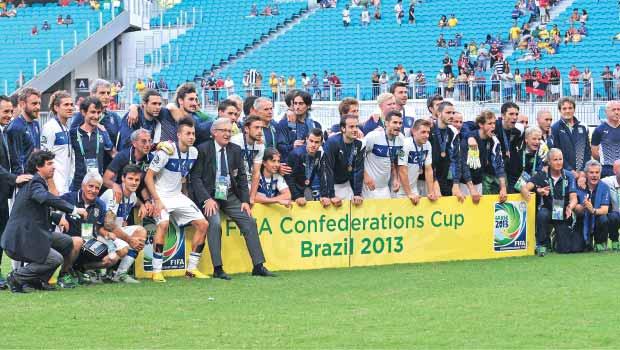 Bóng đá - 6 điều rút ra sau trận thắng nhọc của tuyển Ý