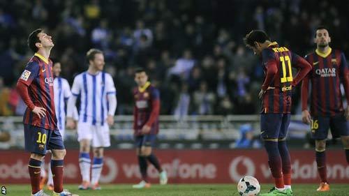Bóng đá - Barca cần chất thép: Thiết lập cặp Busquets–Mascherano