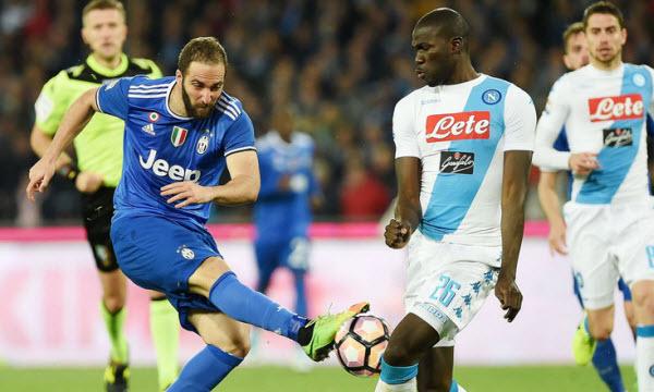 Bóng đá - Napoli vs Juventus 02h45, ngày 02/12