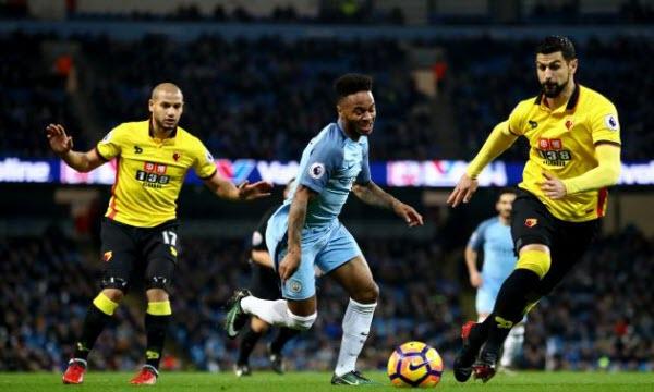 Bóng đá - Manchester City vs Watford 03h00, ngày 03/01