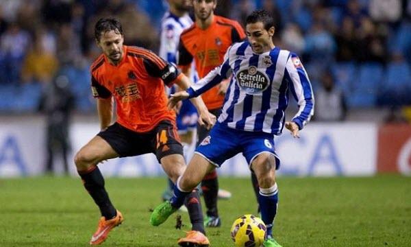 Bóng đá - Real Sociedad vs Deportivo La Coruna 03h00, ngày 03/02