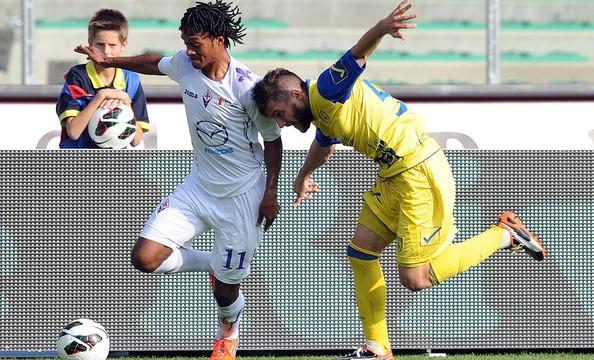 Bóng đá - Fiorentina vs Chievo: 21h00, ngày 03/03
