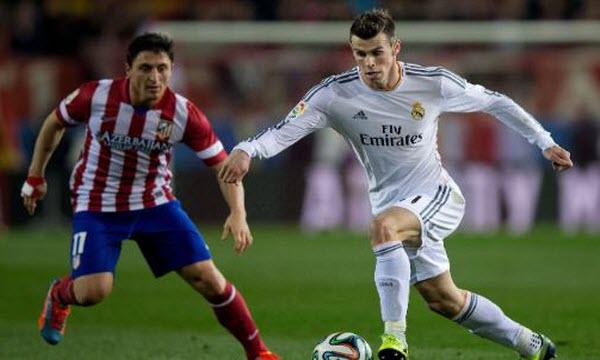 Bóng đá - Atletico Madrid - Real Madrid, vòng 26 La Liga
