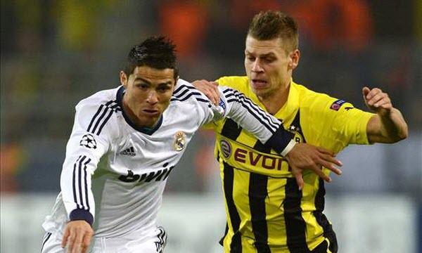 Bóng đá - Thông tin trước trận cầu đinh: Real Madrid - Dortmund