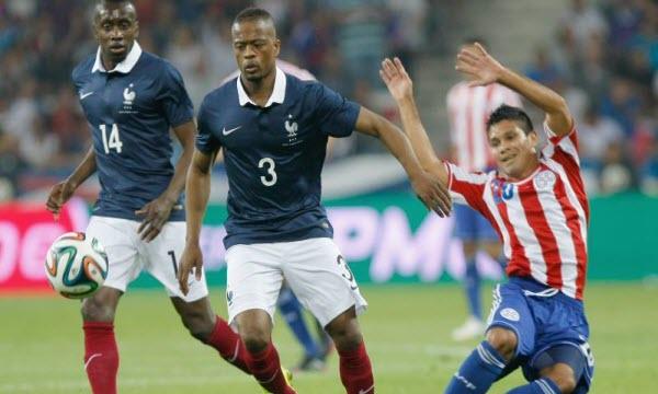 Bóng đá - Pháp vs Paraguay 02h00, ngày 03/06