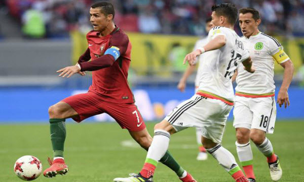 Bóng đá - Bồ Đào Nha vs Mexico 19h00, ngày  02/07