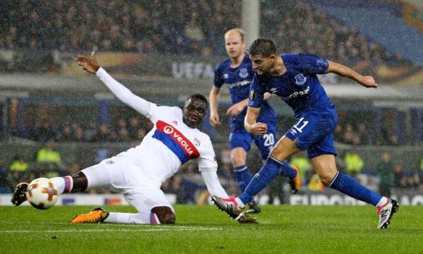 Bóng đá - Lyon vs Everton 01h00, ngày 03/11
