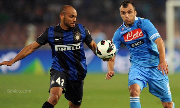 Bóng đá - Napoli vs Inter Milan 02h45, ngày 03/12