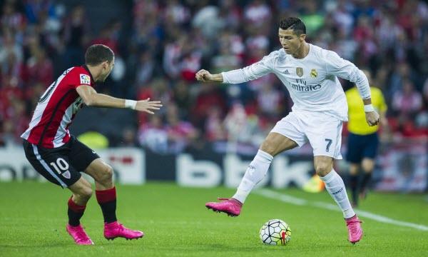 Bóng đá - Athletic Bilbao vs Real Madrid 02h45, ngày 03/12