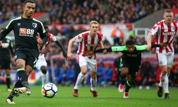 Bóng đá - AFC Bournemouth vs Stoke City 22h00, ngày 03/02