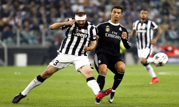 Bóng đá - Juventus vs Real Madrid 01h45, ngày 04/06