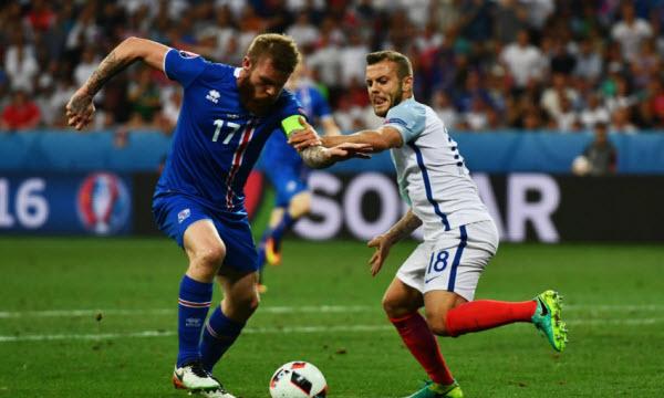 Bóng đá - Pháp vs Iceland 02h00, ngày 04/07