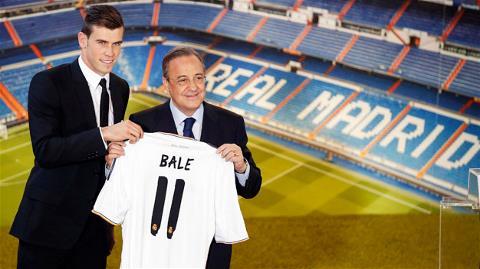 Bóng đá - Top 5 bản hợp đồng