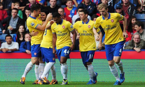 Bóng đá - Arsenal vs Hull City: 02h45, ngày 05/12
