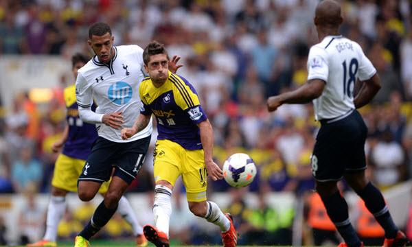 Bóng đá - Tottenham Hotspur vs Swansea City 22h00, ngày 03/12