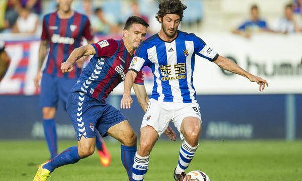 Bóng đá - Eibar vs Espanyol 00h30, ngày 04/12
