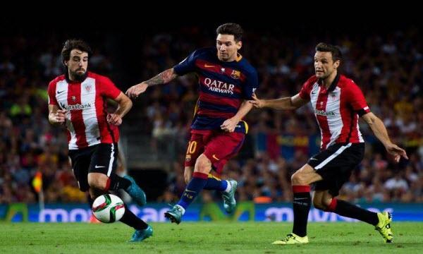 Bóng đá - Barcelona vs Athletic Bilbao 22h15, ngày 04/02