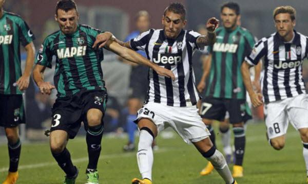 Bóng đá - Juventus vs US Sassuolo Calcio 21h00, ngày 04/02