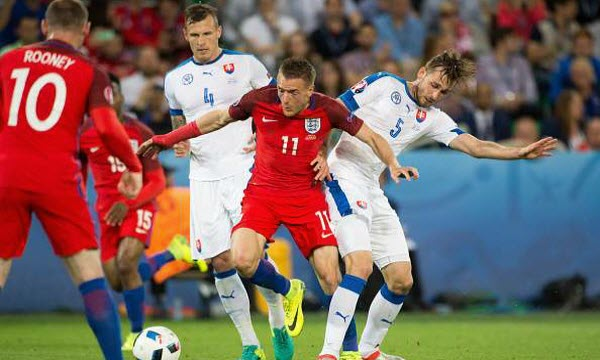 Bóng đá - Slovakia vs Anh 23h00, ngày 04/09