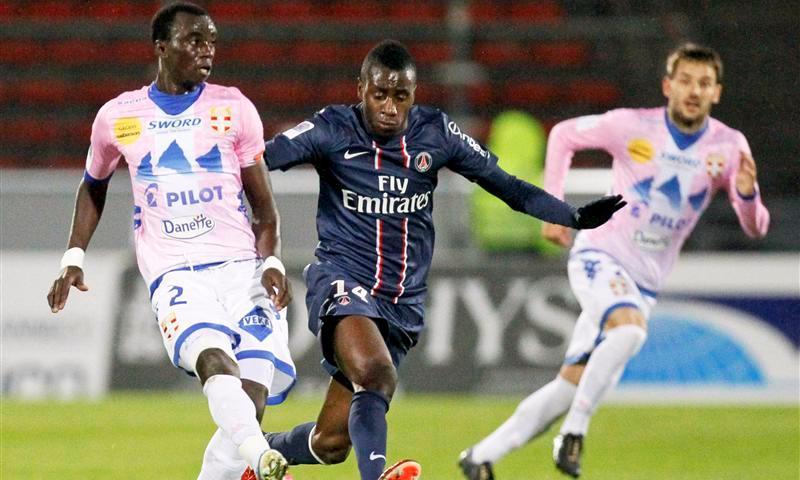 Bóng đá - Evian Thonon Gaillard vs Paris Saint Germain: 03h00, ngày 05/12