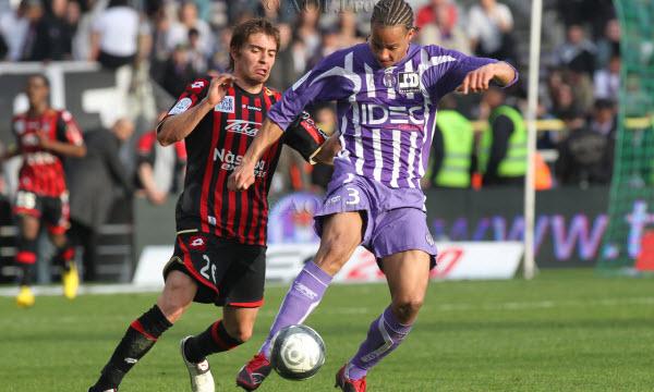 Bóng đá - Nice vs Toulouse 02h45, ngày 05/12