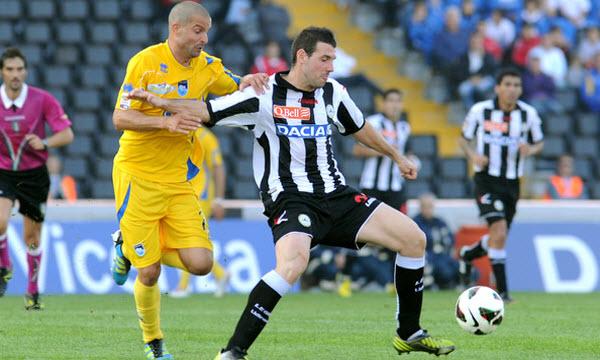 Bóng đá - Chievo vs Udinese 00h00, ngày 06/01