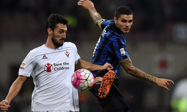 Bóng đá - Fiorentina vs Inter Milan 02h45, ngày 06/01