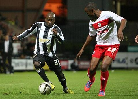 ibongda.vn - Stevenage Borough vs Notts County: 02h45, ngày 06/02