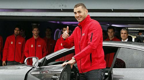 Bóng đá - Benzema lại hầu tòa, lao đao với gái bán dâm