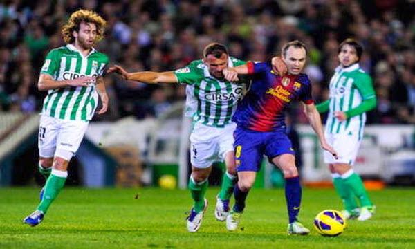 Bóng đá - Thông tin trước trận cầu đinh: Barcelona vs Real Betis