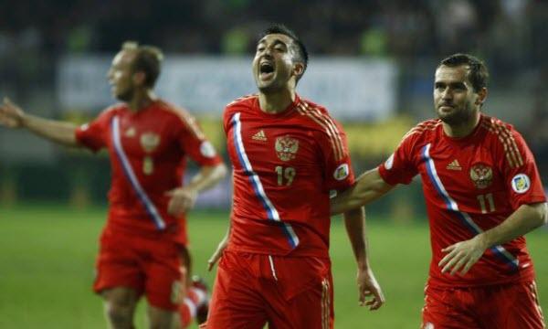 Bóng đá - Hungary vs Nga 01h30, ngày 06/06