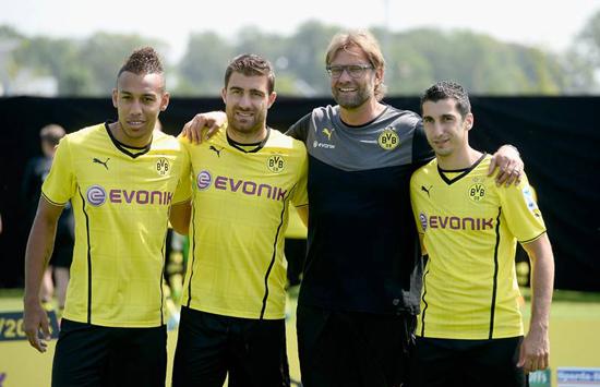 Bóng đá - Các CLB Đức trên TTCN mùa Hè: Dortmund là số một!