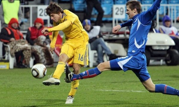 Bóng đá - Ukraine vs Iceland 01h45, ngày 06/09