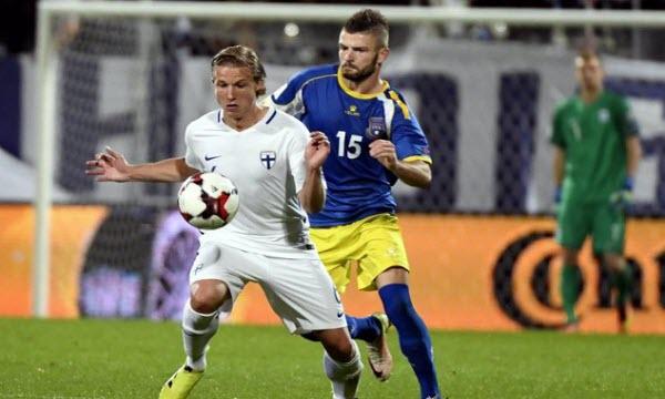 Bóng đá - Iceland vs Phần Lan 01h45, ngày 07/10