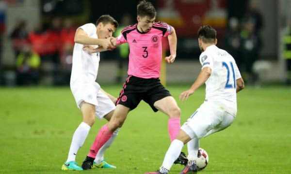 Bóng đá - Scotland vs Slovakia 01h45, ngày 06/10