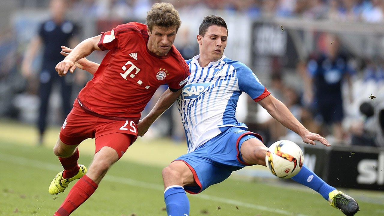 Bóng đá - Bayern Munich vs Hoffenheim 21h30, ngày 05/11