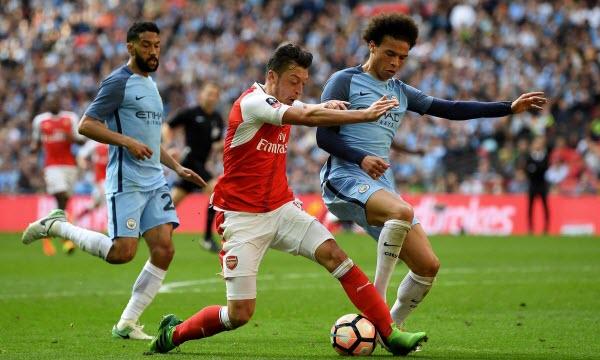 Bóng đá - Manchester City vs Arsenal 21h15, ngày 05/11