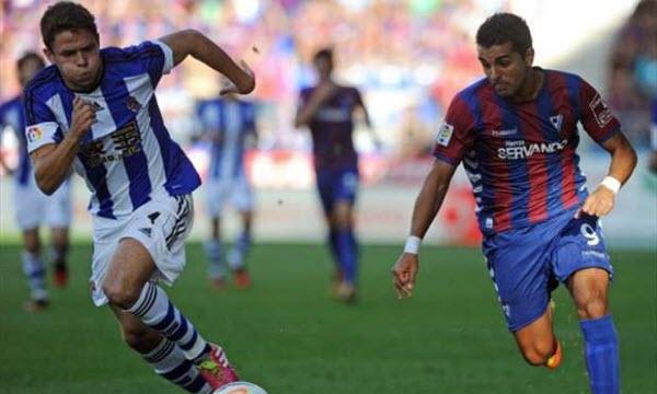 Bóng đá - Real Sociedad vs Eibar 00h30, ngày 06/11