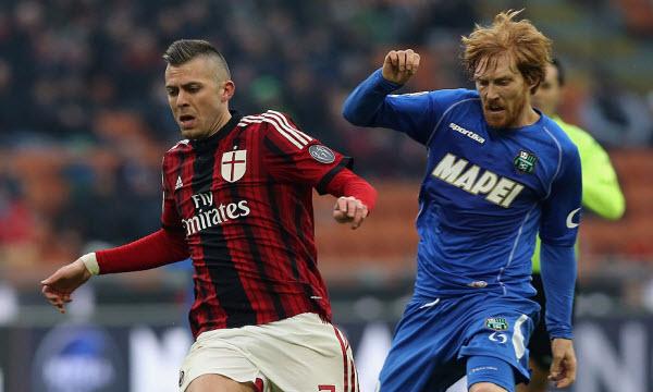 Bóng đá - US Sassuolo Calcio vs AC Milan 02h45, ngày 06/11
