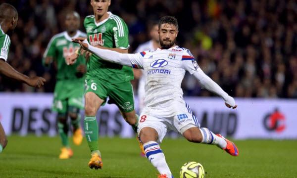 Bóng đá - Saint-Etienne vs Lyon 03h00, ngày 06/11