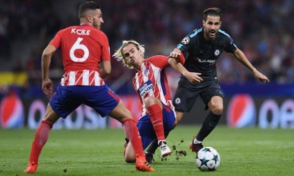 Bóng đá - Chelsea vs Atletico Madrid 02h45, ngày 06/12