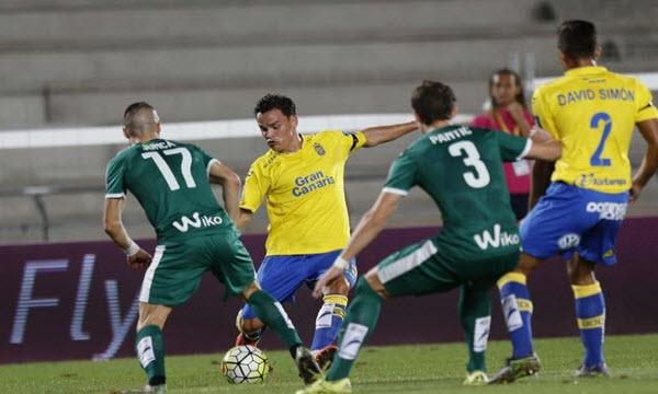 Bóng đá - Las Palmas vs Eibar 00h30, ngày 07/01