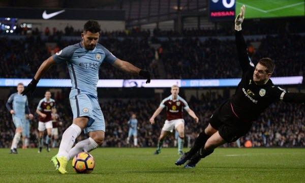 Bóng đá - Manchester City vs Burnley 22h00, ngày 06/01