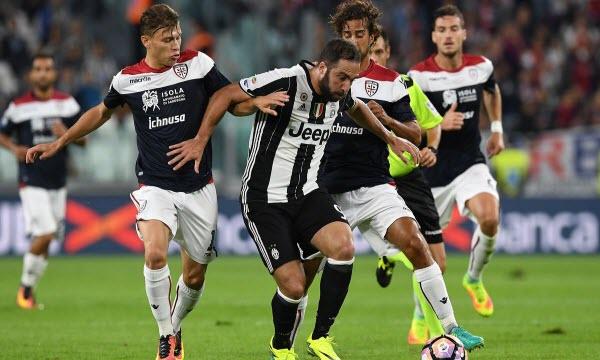 Bóng đá - Cagliari vs Juventus 02h45, ngày 07/01
