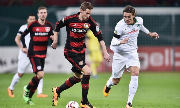 Bóng đá - Bayer Leverkusen vs Werder Bremen 02h45, ngày 07/02
