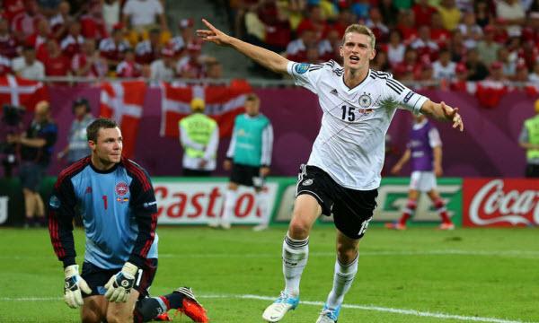 Bóng đá - Đan Mạch vs Đức 01h45, ngày 07/06