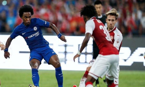 Bóng đá - Chelsea vs Arsenal 20h00, ngày 06/08