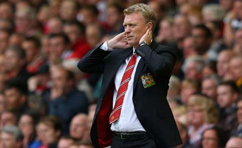 Bóng đá - Moyes chưa dám biến Man Utd trở thành