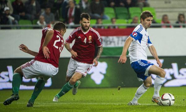 Bóng đá - Quần đảo Faroe vs Hungary 01h45, ngày 07/09